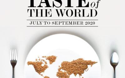 Taste of the World Cookbook