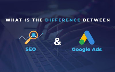 What's the Difference Between Google Ads and SEO?